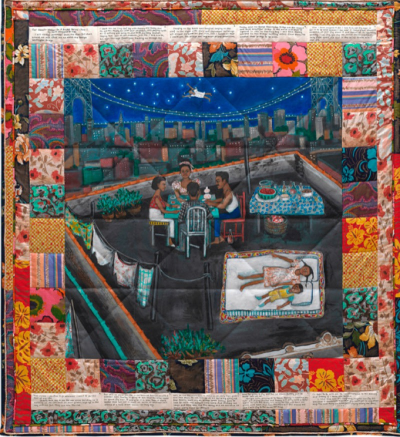 Faith Ringgold Tar Beach